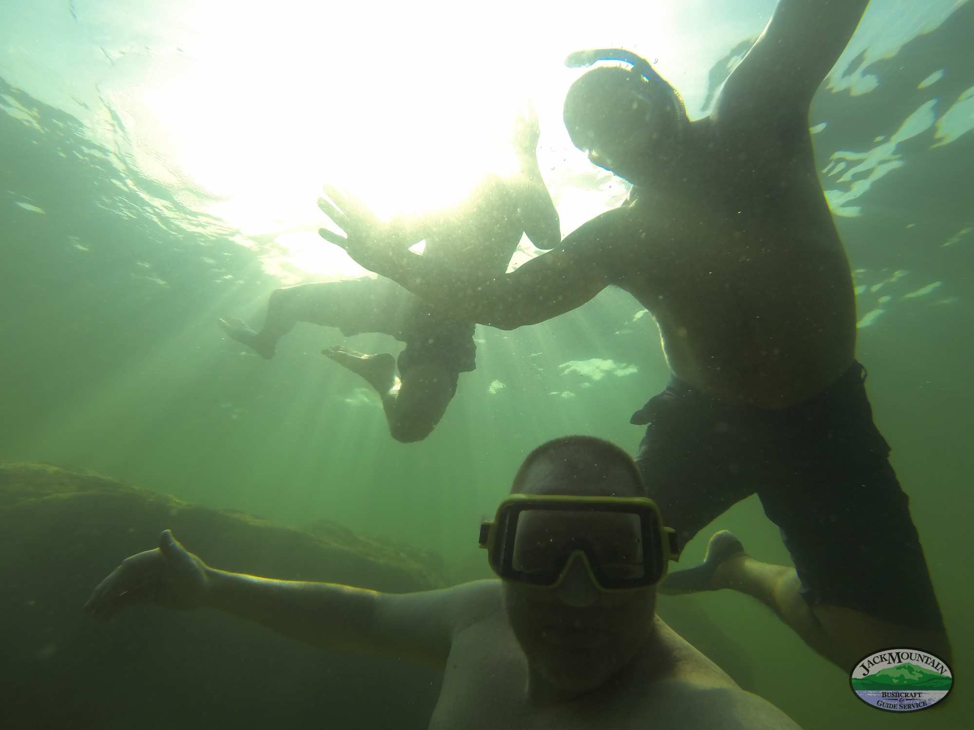 Underwater On The 4th